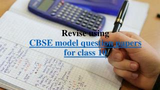 Get CBSE question bank here