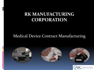 Select Best Medical Device Manufacturing Company