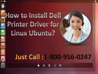 1-800-956-0247 Dell Printer Technical Support Phone Number
