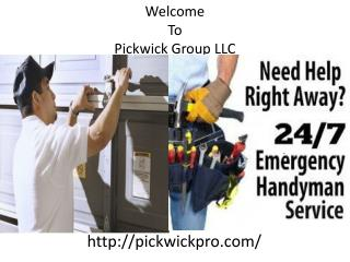 Atlanta handyman services, Atlanta handyman