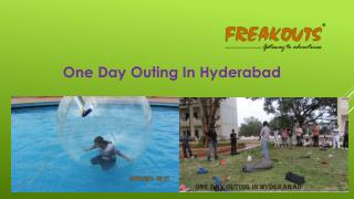 Most popular One day outing in Hyderabad at freakouts