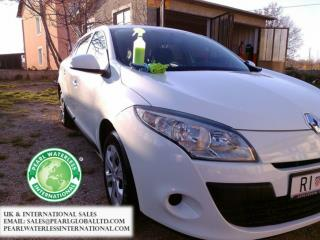 The Best Eco-Friendly Green waterless car wash