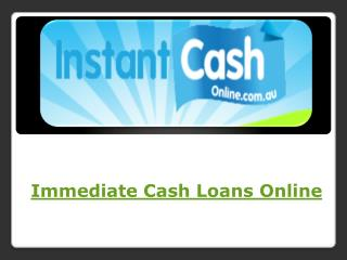 Same Day Cash Loans Australia