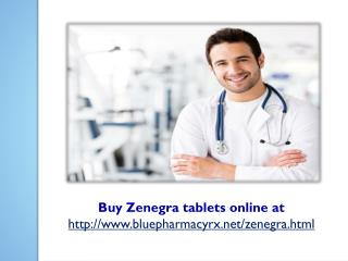 Zenegra Outdoes Erectile Dysfunction and Treats it completely