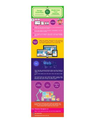 Looking for Creative Web Design?