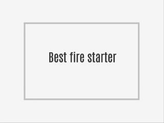 Best Fire Starter - Grab This EverStryke Match Free