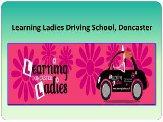 Experienced Female Driving Instructor in Doncaster
