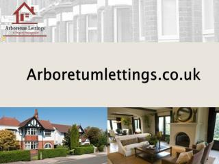 Letting Agents Derby