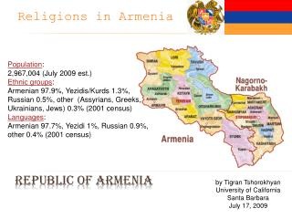Republic of Armenia