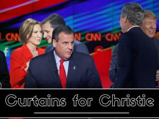Curtains for Christie
