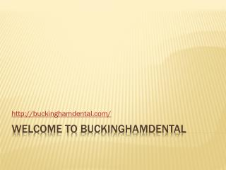 Cosmetic dentist austin tx - buckinghamdental