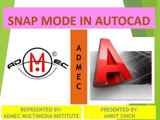 Snap Mode in AutoCAD