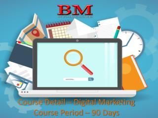 BM Training_Digital Marketing