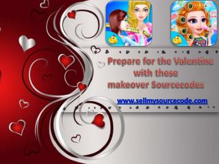 Prepare for the valentine with these makeover sourcecodes