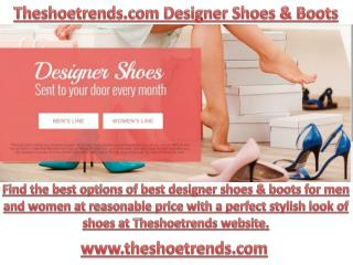 Theshoetrends - Theshoetrends.com