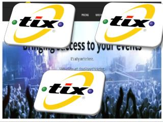 Online Event Ticketing System Software