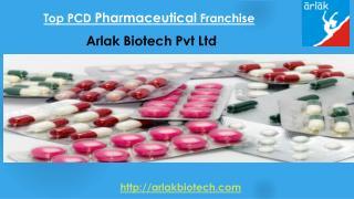 Arlak Biotech | PCD Pharma Franchise