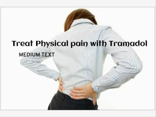 Buy tramadol pain pill online