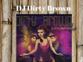 DJ Dirty Brown – Comic Series Of A Magical Girl With Magical Stone