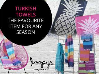 Top Reasons to Choose Turkish Towels
