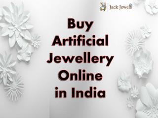 Buy Artificial Jewellery Online in India