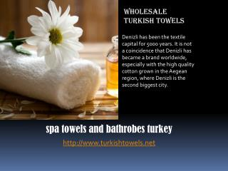 wholesale Turkish towels,