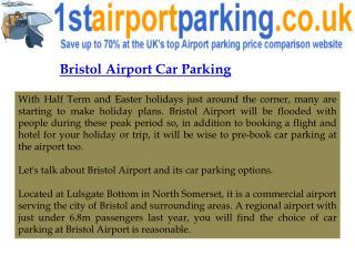 Airport Car Parking Bristol