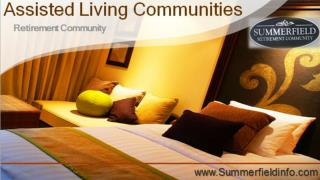 Assisted Living Facilities Utah