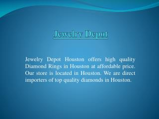 Best Diamond Rings In Houston