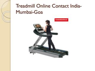 Treadmill Online Contact