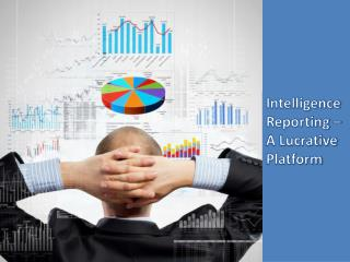 Intelligence Reporting, Marketing Automation Software