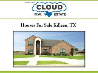 Houses For Sale Killeen, TX