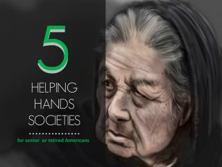 5 helping hands organizations for senior peoples