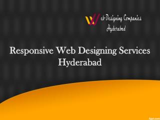 Responsive Website Design Company Hyderabad | Responsive Website Development Hyderabad | Responsive Website Design Servi