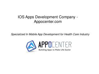 IOS Apps Development Company