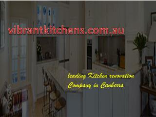 kitchen designs Canberra