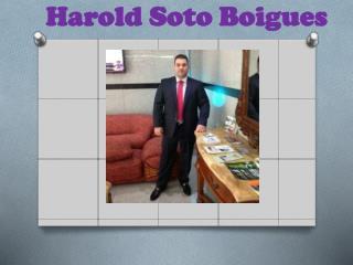 Harold Soto Boigues