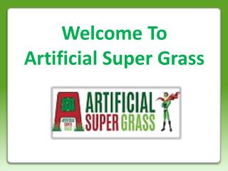 Buy Artificial Grass Mats | Artificial Super Grass