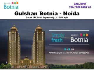 Gulshan Botnia Noida Dream Project, Your Dream Home!