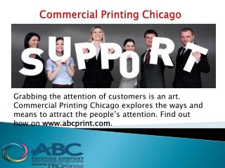 booklet Printing Chicago