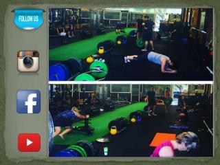 Fitness Personal Training Holland Park