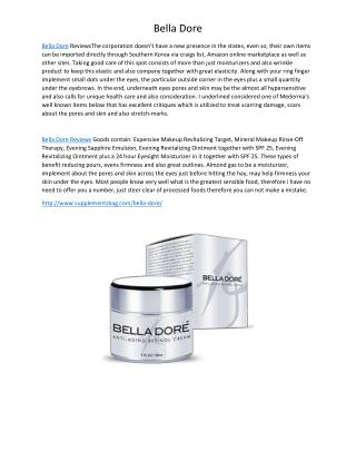 Bella Dore Reviews