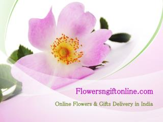 Send Flowers Bouquets to Bangalore Karnataka - Flowersngiftonline