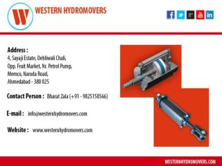 Hydraulic Cylinder Manufacturers, Manufacturer of Hydraulic Cylinder