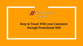 Leading Bulk SMS Providers in Hyderabad | Bulk SMS Services Hyderabad | Business Database Providers in Hyderabad