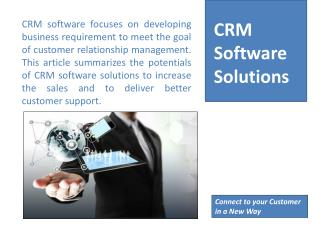 CRM Software Solutions,Easy Marketing Automation