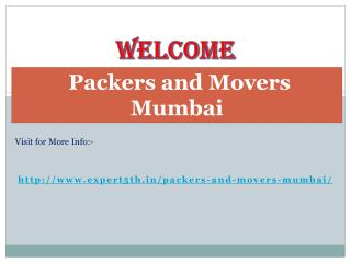 Help Guide for your Move in Mumbai