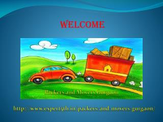 Final Destination in Gurgaon with Expert5th Packers