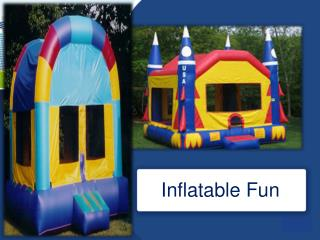 4 Things That You Are Looking In Bouncy House Rentals For