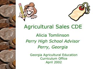 Agricultural Sales CDE